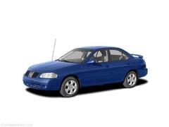 Used 2004 Nissan Sentra S Sedan under $10,000 for Sale in Honolulu