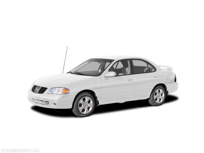Used 2004 Nissan Sentra For Sale Evansville In