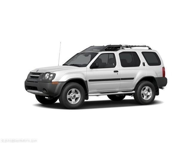 2004 Nissan Xterra XE SUV