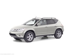 Used cars 2004 Nissan Murano SL SUV in Victorville, CA