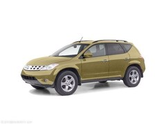 Used 2004 Nissan Murano SUV Eugene, OR