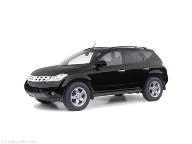 Used 2004 Nissan Murano In Waterloo Certified Used Subaru Car