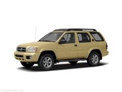 2004 Nissan Pathfinder SE SUV