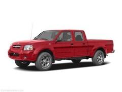 2004 Nissan Frontier XE Truck