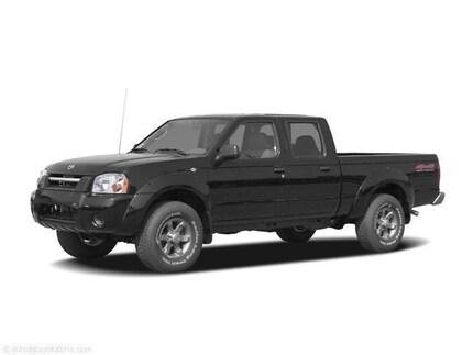 2004 Nissan Frontier Truck