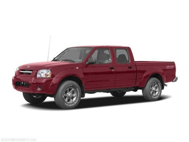 2004 Nissan Frontier 2WD XE XE King Cab I4 Manual