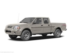 2004 Nissan Frontier XE Extended Cab Short Bed Truck