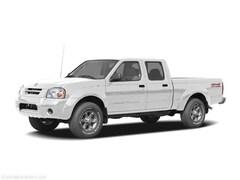 2004 Nissan Frontier Desert Runner XE-V6 Truck King Cab