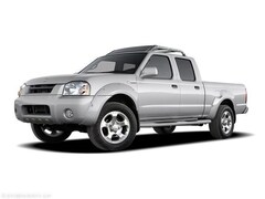 2004 Nissan Frontier 2WD XE XE Crew Cab V6 Auto Std Bed