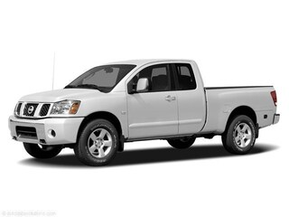 2004 Nissan Titan Truck King Cab