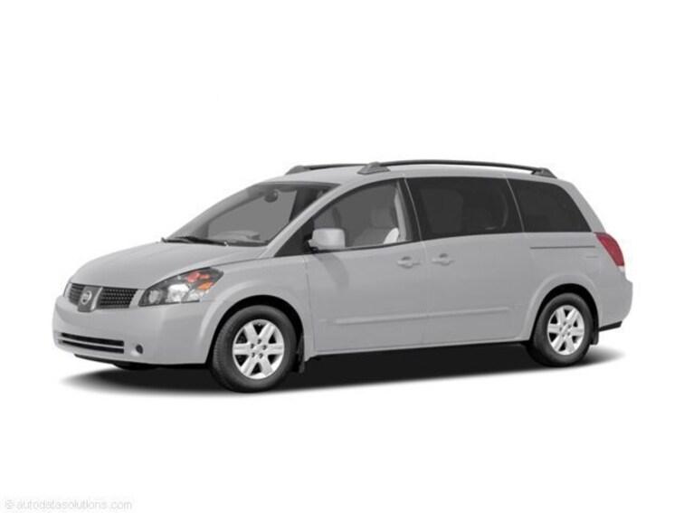 2004 Nissan Quest Mini Van