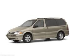 2004 Oldsmobile Silhouette Van Passenger Van
