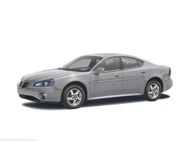 2004 Pontiac Grand Prix GT1 4dr Sedan Sedan