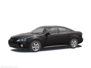 2004 Pontiac Grand Prix GT1 Sedan