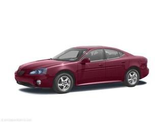 2004 Pontiac Grand Prix GT1 Sedan