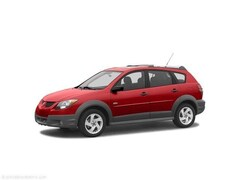 2004 Pontiac Vibe Base Hatchback