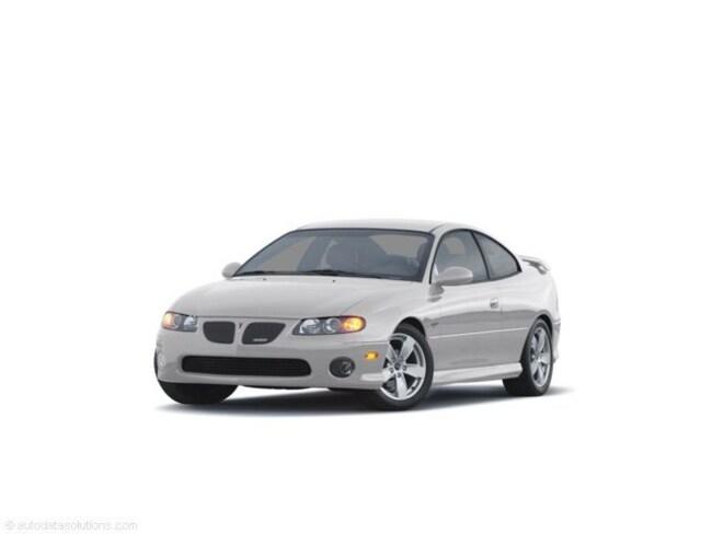 Bargain Used 2004 Pontiac GTO Base Coupe in Clinton, IA