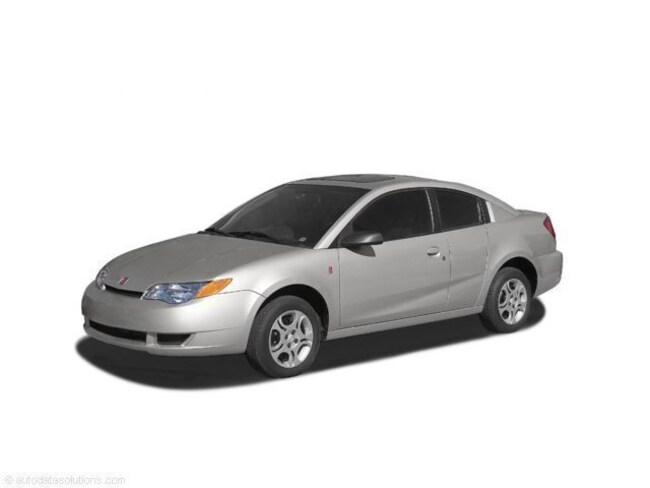 2004 Saturn ION 2 Coupe
