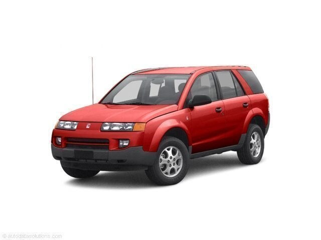 Used 2004 Saturn VUE V6 Sport Utility In Cathedral City