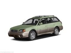 2004 Subaru Outback Base Wagon