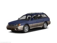 2004 Subaru Outback 2.5 Wagon