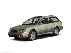 Used 2004 Subaru Legacy Wagon Outback Outback Auto 4S3BH675747633467 Virginia Beach