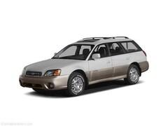 Bargain 2004 Subaru Outback Base Wagon 4S3BH675047620477 for Sale in Bay City, MI