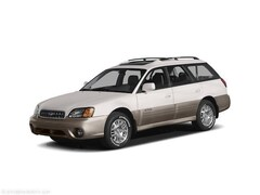 Used 2004 Subaru Legacy Wagon Outback Outback Auto in Flagstaff, AZ
