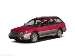 2004 Subaru Outback 3.0 Wagon