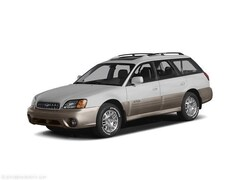 2004 Subaru Legacy Outback WAGON
