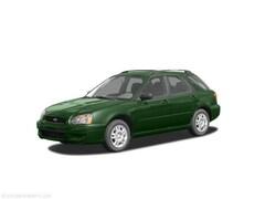 Used 2004 Subaru Impreza 2.5TS AWD WGN in North Smithfield near Providence