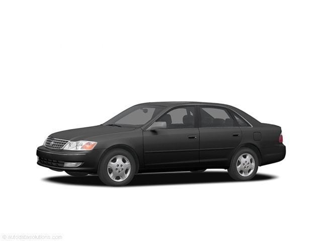 2004 Toyota Avalon XL Sedan