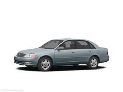 Used 2004 Toyota Avalon XL Sedan Corona