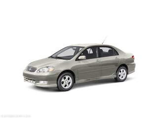 2004 Toyota Corolla LE Sedan