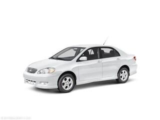 2004 Toyota Corolla LE Sedan Santa Fe, NM