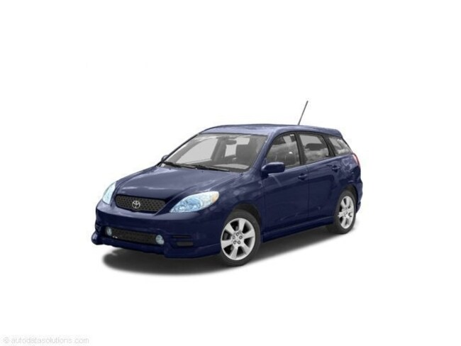 2004 Toyota Matrix Wagon