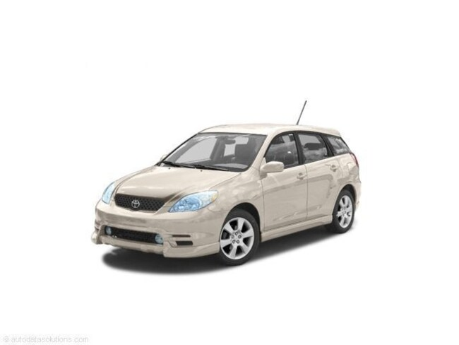 2004 Toyota Matrix XR Car