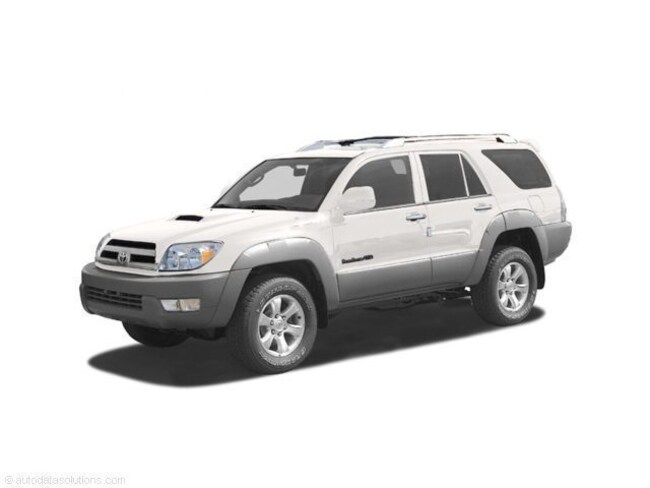 Used 2004 Toyota 4runner For Sale Del Rio Tx Jtebt17r240039166