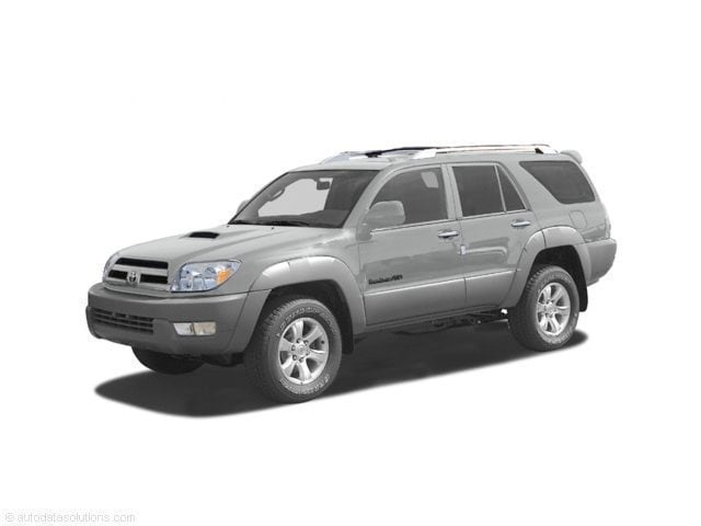 2004 Toyota 4Runner Limited V8 Auto 4WD (Natl)
