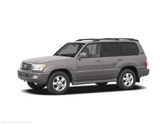 2004 Toyota Land Cruiser Base AWD  SUV