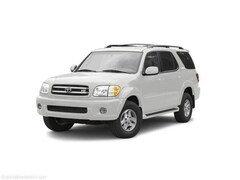 Used 2004 Toyota Sequoia Limited V8 SUV in El Paso, TX