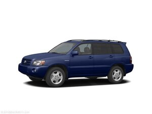 2004 Toyota Highlander V6 Germain Value Vehicle