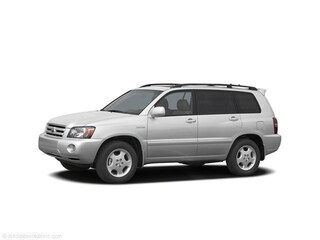 2004 Toyota Highlander SUV for sale in Lafayette, IN