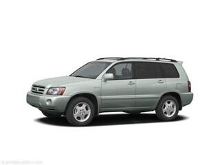 Under $10K Used Vehicles 2004 Toyota Highlander Limited SUV for sale in Louisville, KY