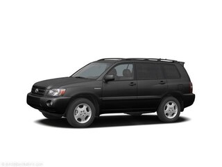 2004 Toyota Highlander Limited V6 w/3rd Row SUV