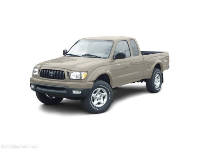 2004 Toyota Tacoma Prerunner Extended Cab Short Bed Truck