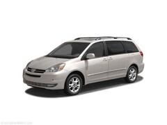 2004 Toyota Sienna XLE Van