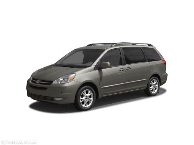 2004 Toyota Sienna XLE Limited Minivan/Van