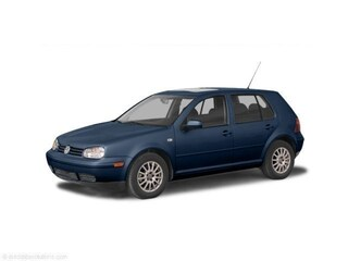 2004 Volkswagen Golf GLS 2.0L Hatchback