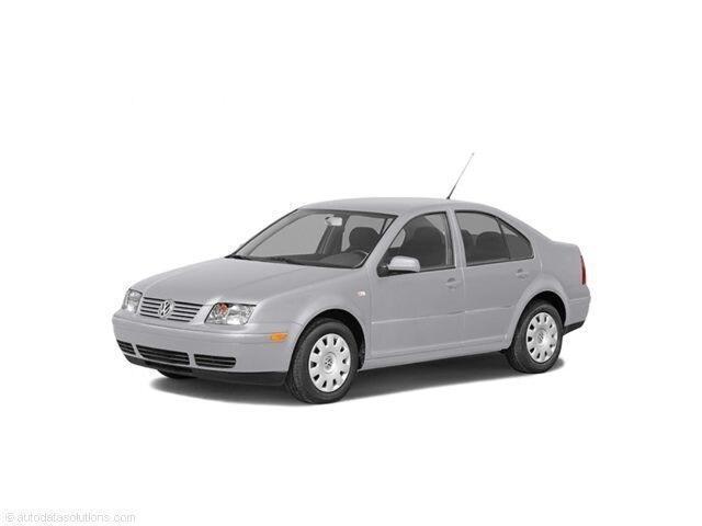 2004 Volkswagen Jetta GL Sedan